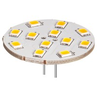 LED spotlight 2W - G4 170lm 2700K