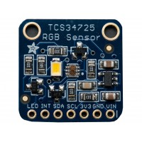 RGB Colour Sensor with IR filter and White LED - TCS34725