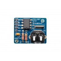 DS1307 Real Time Clock Break out board kit