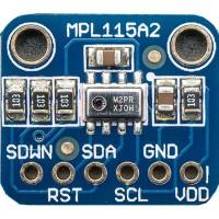 MPL115A2 - I2C barometric Pressure Temperature sensor