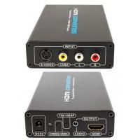 Composiet naar HDMI omvormer