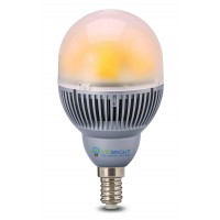 *** Viribright Ledlamp - E14 8W - Warm Wit - Dimbaar