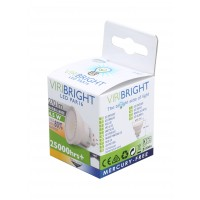 Viribright Ledspot - MR16 140° 4,5W Neutraal wit