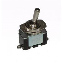 DS-122 Toggle Switch Eenpolig SPDT ON-OFF 10A-250VAC