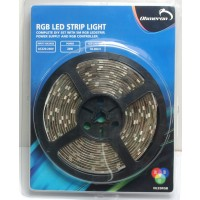 'Do-It-Yourself' Flexibele ledstrip set - RGB - 5m - IP44