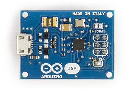 Ohmeron | Arduino ISP | Distributor consumer electronics