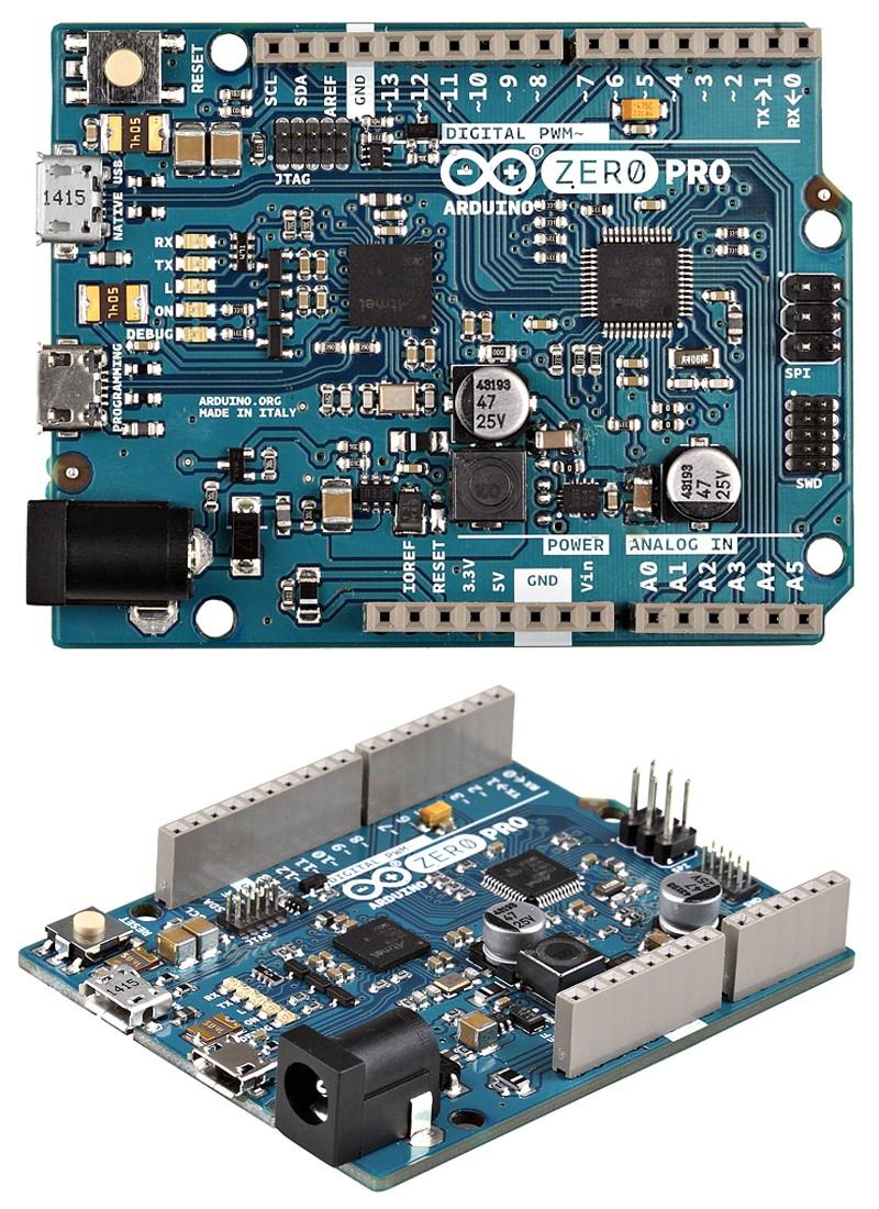 Ohmeron | Arduino M0 Pro | Distributor consumer electronics