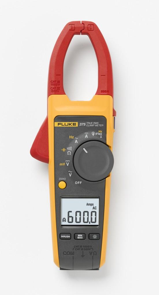 Ohmeron   Fluke 375 True RMS AC/DC clamp meter   Distributor